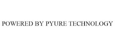 POWERED BY PYURE TECHNOLOGY