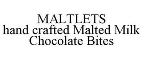 MALTLETS MALTED MILK CHOCOLATE BITES