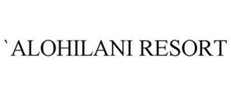 `ALOHILANI RESORT