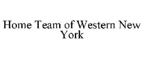 HOME TEAM OF WESTERN NEW YORK