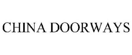 CHINA DOORWAYS