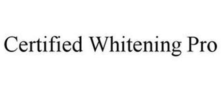 CERTIFIED WHITENING PRO
