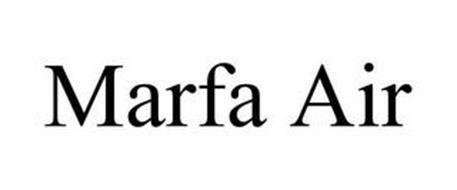 MARFA AIR