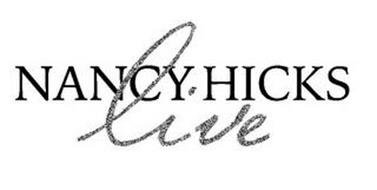 NANCY HICKS LIVE
