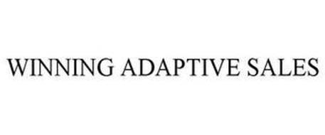 WINNING ADAPTIVE SALES