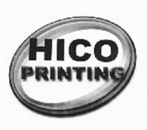 HICO PRINTING