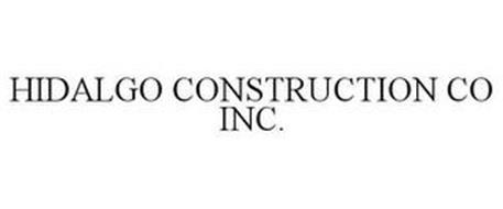 HIDALGO CONSTRUCTION CO INC.