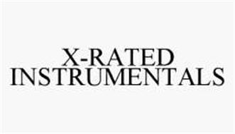 X-RATED INSTRUMENTALS