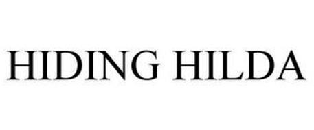 HIDING HILDA