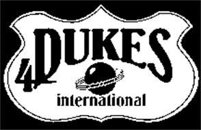 4 DUKES INTERNATIONAL