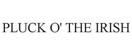 PLUCK O' THE IRISH