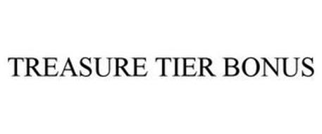 TREASURE TIER BONUS