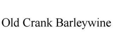 OLD CRANK BARLEY WINE