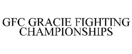 GFC GRACIE FIGHTING CHAMPIONSHIPS
