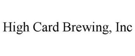 HIGH CARD BREWING, INC