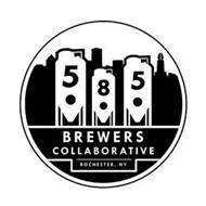 585 BREWERS COLLABORATIVE ROCHESTER, NY