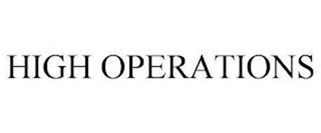 HIGH OPERATIONS