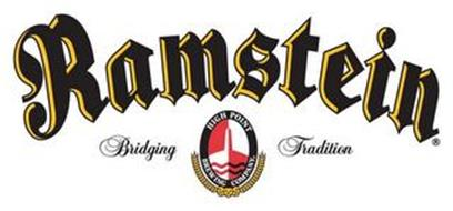 RAMSTEIN BRIDGING HIGH POINT BREWING COMPANY TRADITION