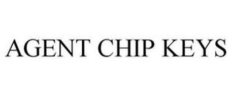 AGENT CHIP KEYS