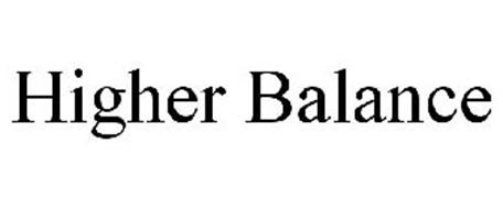 HIGHER BALANCE