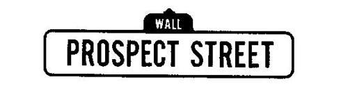 WALL PROSPECT STREET