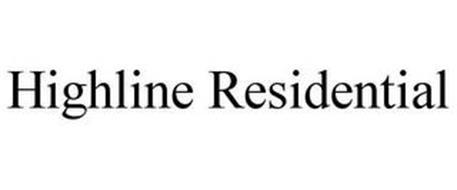 HIGHLINE RESIDENTIAL