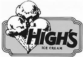 HIGH'S ICE CREAM