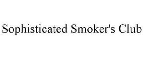 SOPHISTICATED SMOKER'S CLUB