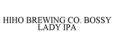 HIHO BREWING CO. BOSSY LADY IPA