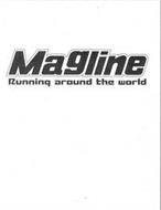 MAGLINE RUNNING AROUND THE WORLD