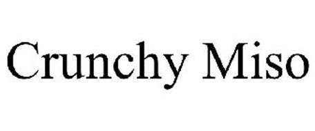 CRUNCHY MISO