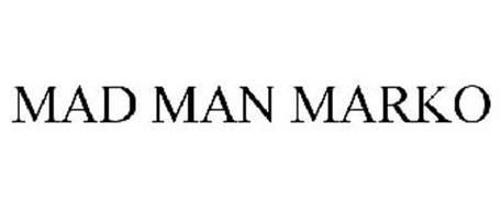 MAD MAN MARKO