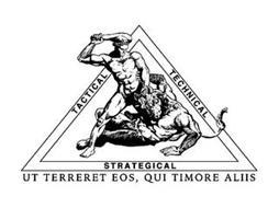 TACTICAL TECHNICAL STRATEGICAL UT TERRERET EOS, QUI TIMORE ALIIS