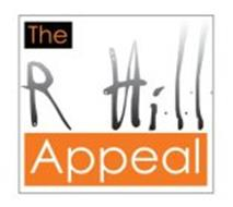 THE R HILL APPEAL
