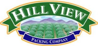 HILL VIEW PACKING COMPANY