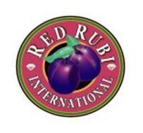 RED RUBI INTERNATIONAL