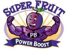 SUPER FRUIT PB POWER BOOST