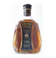 SOMETHING SPECIAL SPECIALLY SELECTED SCOTCH WHISKY ESTABLISHED IN 1793