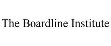 THE BOARDLINE INSTITUTE