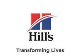 H HILL'S TRANSFORMING LIVES