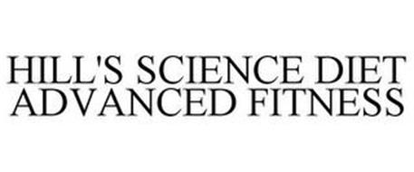 HILLS SCIENCE DIET ADVANCED FITNESS Trademark of Hills Pet
