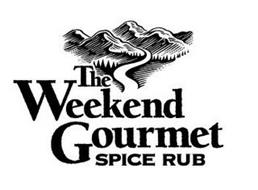 THE WEEKEND GOURMET SPICE RUB