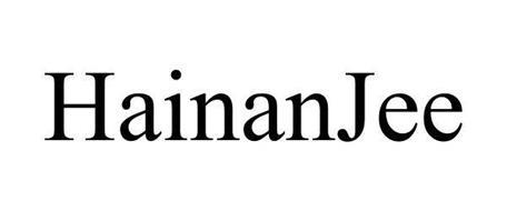 HAINANJEE
