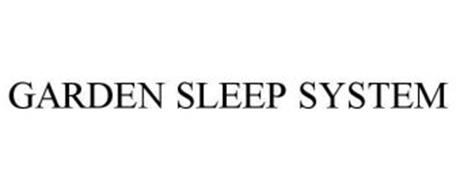 GARDEN SLEEP SYSTEM Trademark of HILTON INTERNATIONAL HOLDING LLC