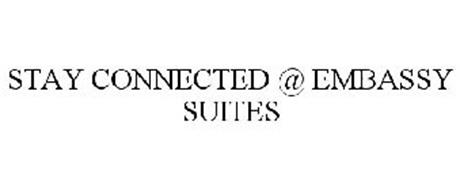 STAY CONNECTED @ EMBASSY SUITES