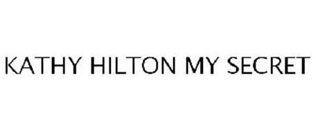 KATHY HILTON MY SECRET