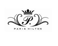 P PARIS HILTON