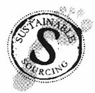 SUSTAINABLE SOURCING S