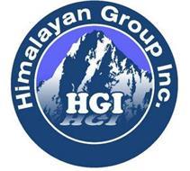 HIMALAYAN GROUP INC. HGI
