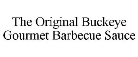 THE ORIGINAL BUCKEYE GOURMET BARBECUE SAUCE